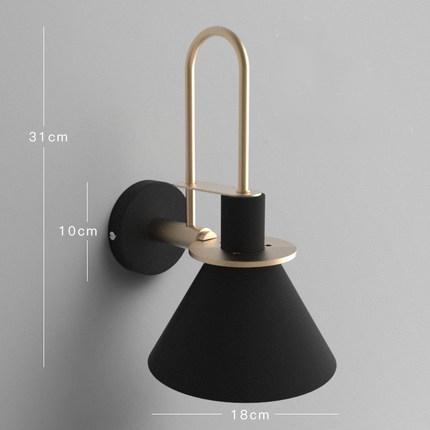 new arrival cf695 306e8 Simple Nordic Wall Lamp - The Cool Depot
