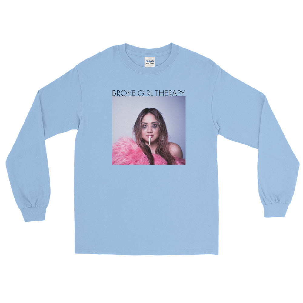 Broke Girl Therapy - The Virgil Long Sleeve Tee