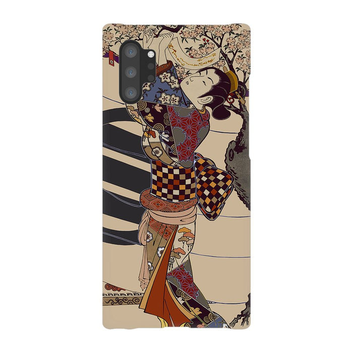 Grand Geisha Premium Phone Case schoollistdone.com Premium Glossy Snap Case Samsung Galaxy Note 10 Plus