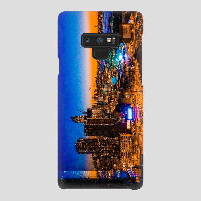 Electric High Life schoollistdone.com Premium Glossy Snap Case Samsung Galaxy Note 9