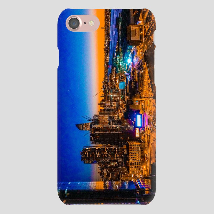 Electric High Life schoollistdone.com Premium Glossy Snap Case iPhone 7