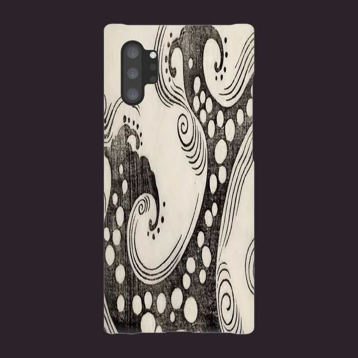 Hamonshu Phone Cases schoollistdone.com Samsung Galaxy Note 10 Plus Premium Matte Snap Case