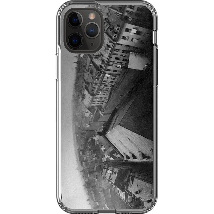 TPP schoollistdone.com Premium Glossy Clear Case iPhone 11