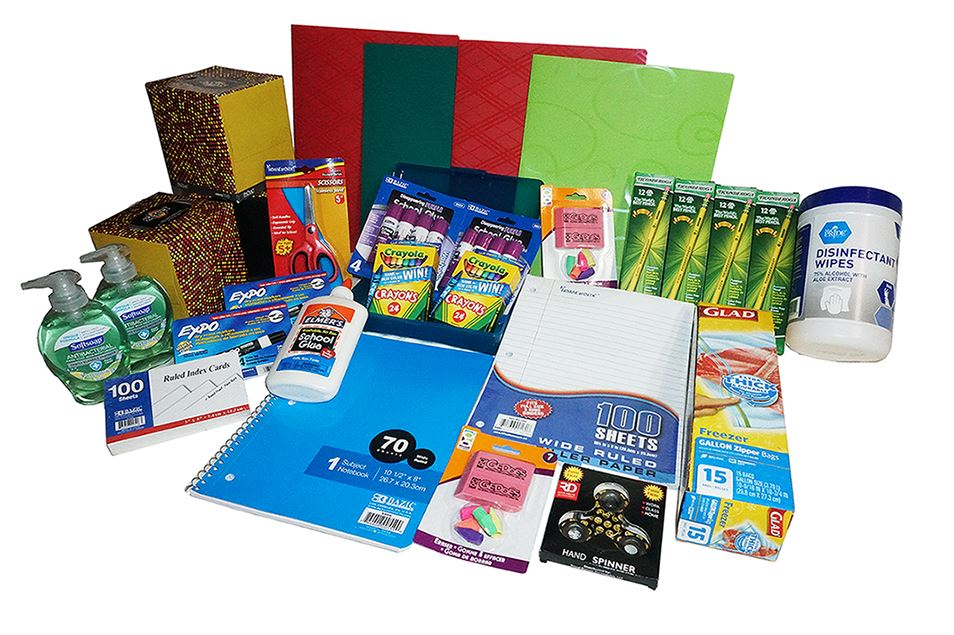 2nd Grade School Supplies Pack schoollistdone.com