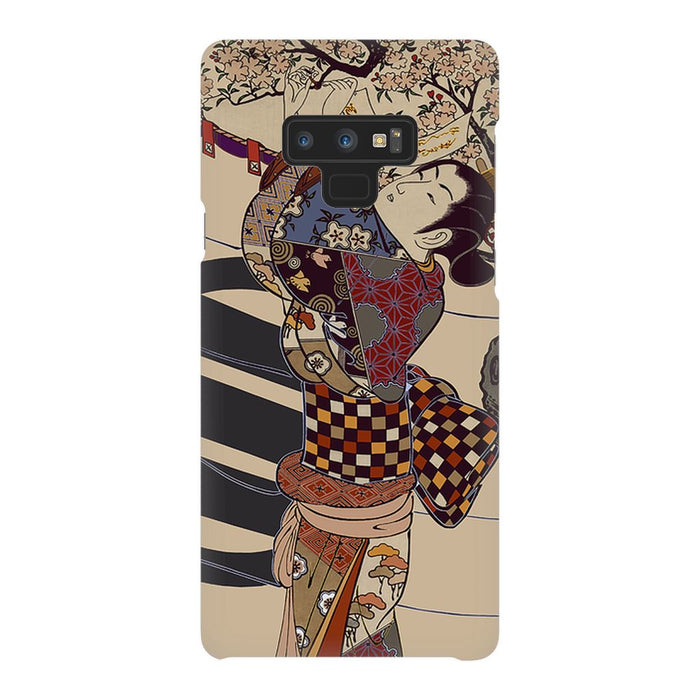 Grand Geisha Premium Phone Case schoollistdone.com Premium Matte Snap Case Samsung Galaxy Note 9