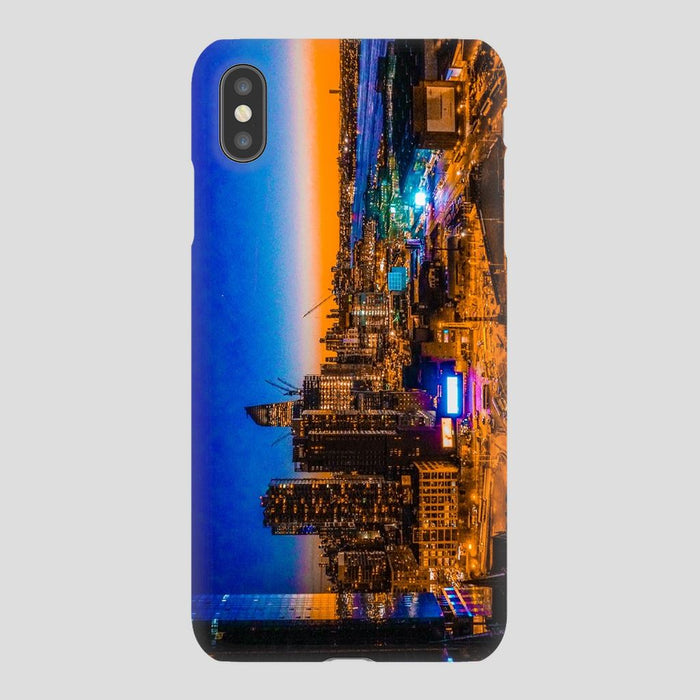 Electric High Life schoollistdone.com Premium Glossy Snap Case iPhone XS Max