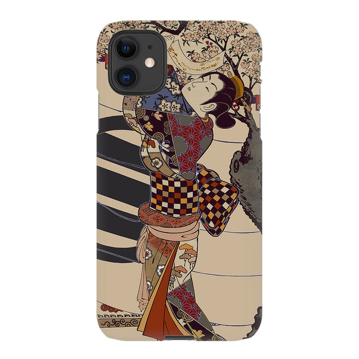 Grand Geisha Premium Phone Case schoollistdone.com Premium Glossy Snap Case iPhone 11