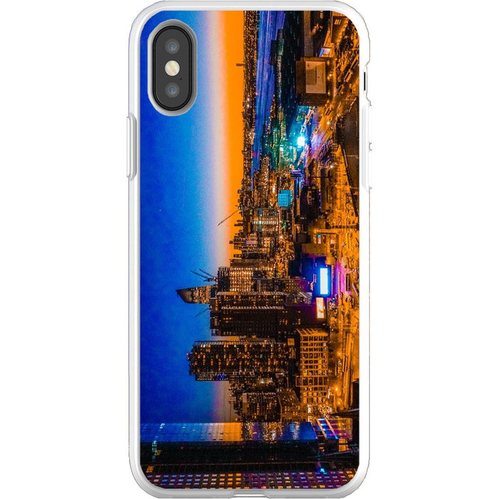 Electric High Life schoollistdone.com Premium Flexi Case iPhone XS