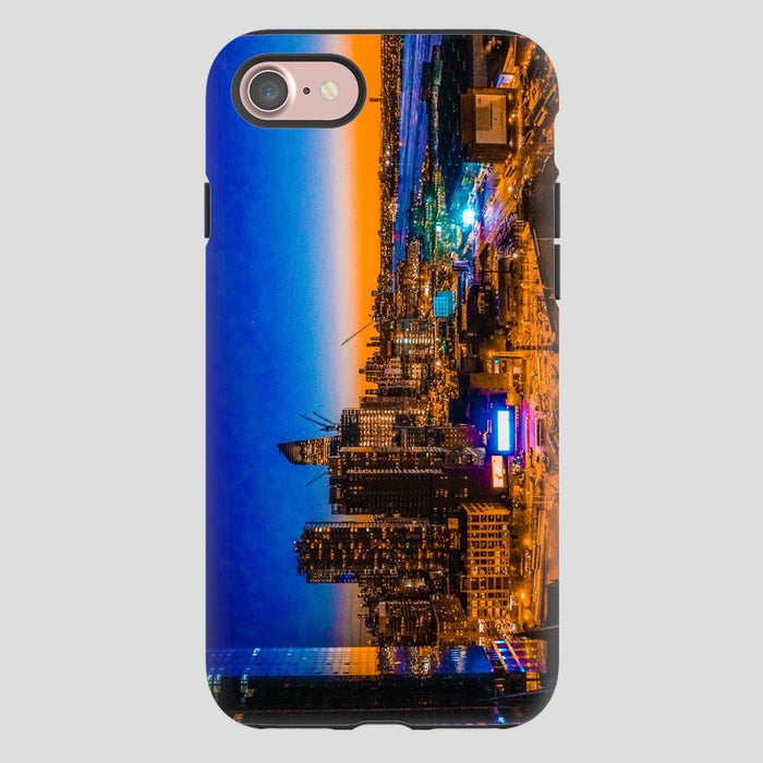 Electric High Life schoollistdone.com Premium Glossy Tough Case iPhone 7
