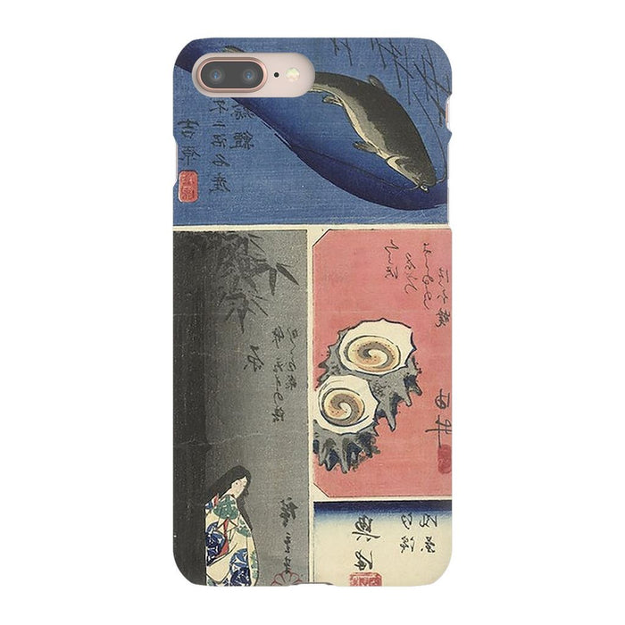 Tokaido schoollistdone.com Premium Matte Snap Case iPhone 8 Plus