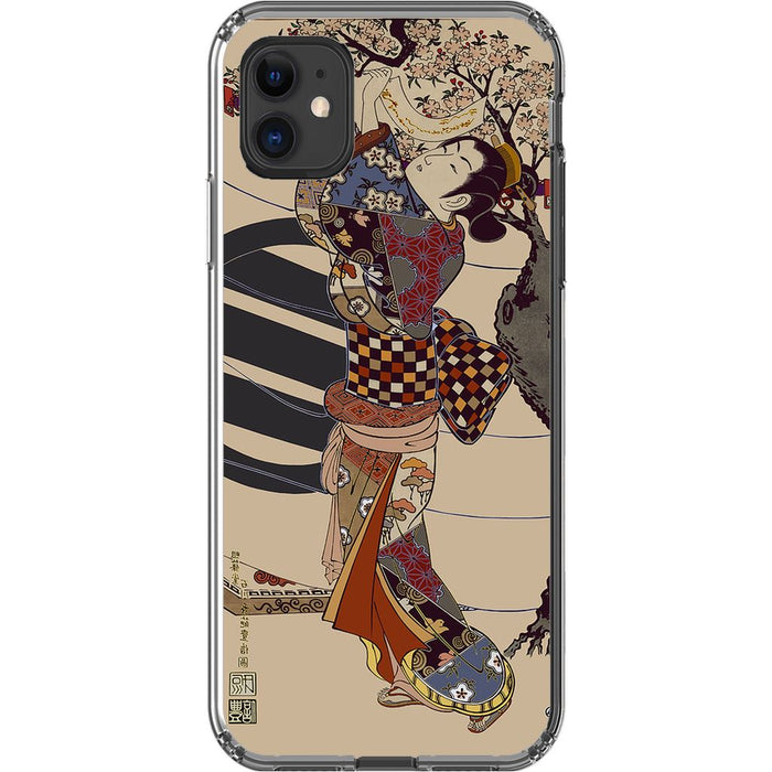 Grand Geisha Premium Phone Case schoollistdone.com Premium Glossy Clear Case iPhone 11 Pro