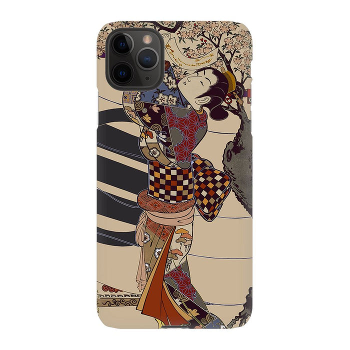 Grand Geisha Premium Phone Case schoollistdone.com Premium Glossy Snap Case iPhone 11 Pro Max
