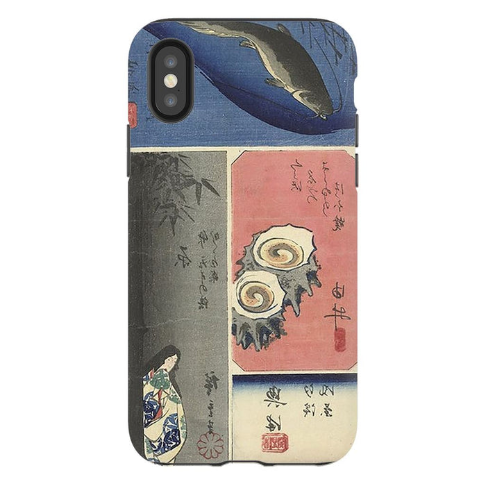 Tokaido schoollistdone.com Premium Matte Tough Case iPhone XS