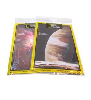 Space Design Jumbo Stretchable Book Cover schoollistdone.com