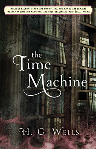 The Time Machine by HG Wells Chapter 1