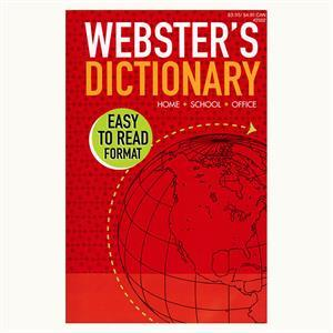 Webster's English Dictionary schoollistdone.com