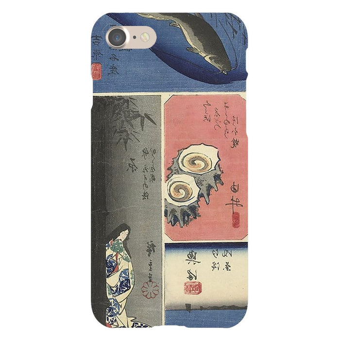 Tokaido schoollistdone.com Premium Glossy Clear Case iPhone 7