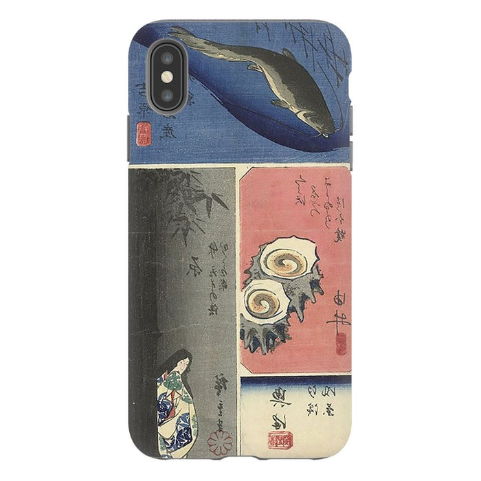 Tokaido schoollistdone.com Premium Matte Tough Case iPhone XS Max