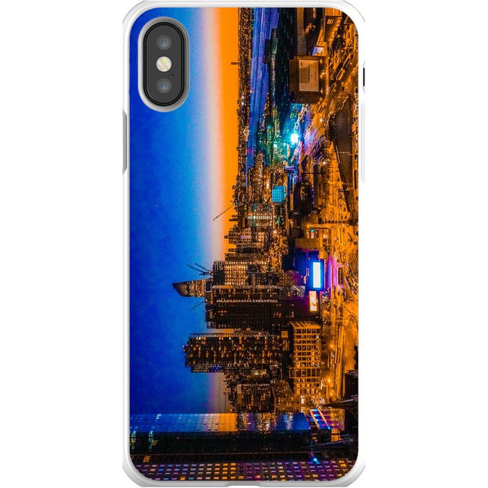 Electric High Life schoollistdone.com Premium Flexi Case iPhone X
