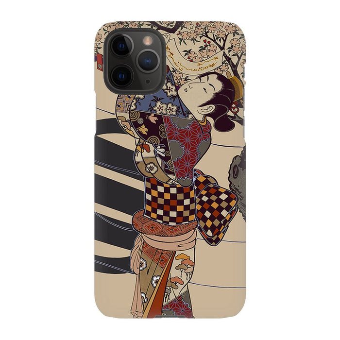 Grand Geisha Premium Phone Case schoollistdone.com Premium Glossy Snap Case iPhone 11 Pro