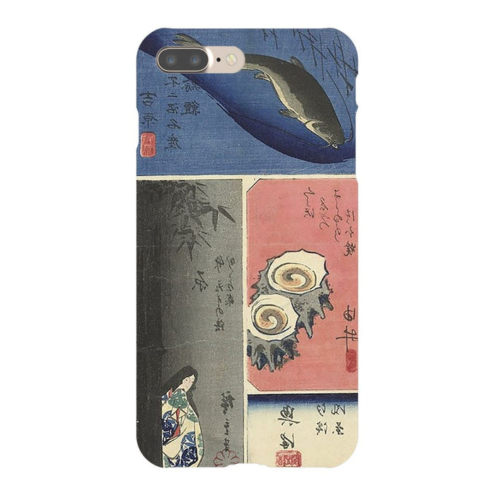 Tokaido schoollistdone.com Premium Glossy Clear Case iPhone 7 Plus
