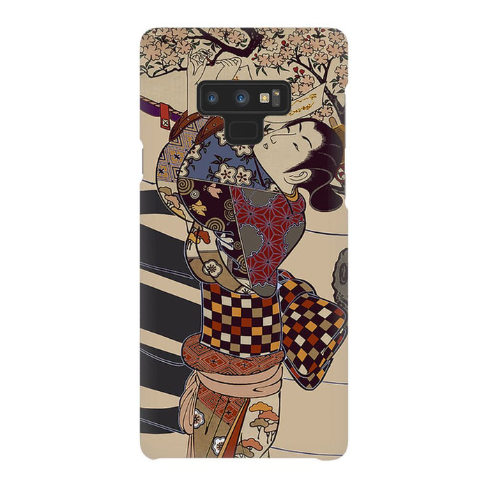 Grand Geisha Premium Phone Case schoollistdone.com Premium Glossy Snap Case Samsung Galaxy Note 9