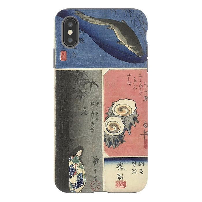 Tokaido schoollistdone.com Premium Glossy Tough Case iPhone XS Max