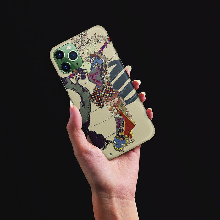 Grand Geisha Premium Phone Case schoollistdone.com
