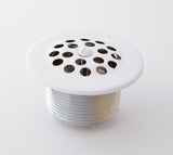 18660-WH Trip Lever Dome Strainer Cover - White