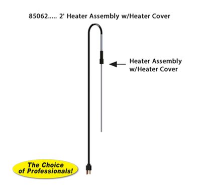 85062 - Thermaline® Hydrant 2-foot Heater and Cover Assembly