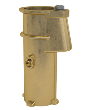 PS-6015-B Big Boy - 6 in. Anchor Bronze for 1.5 in. Rail