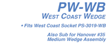 PW-WB West Coast Wedge