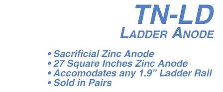TN-LD Ladder Anode-Pair