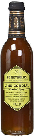 Lime Cordial Cocktail Syrup