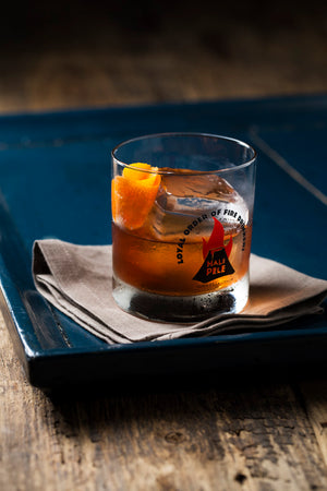 Rich Demerara Old Fashioned