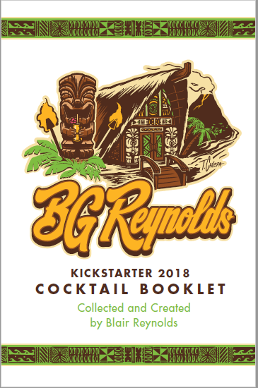 2018 Kickstarter Recipe Booklet