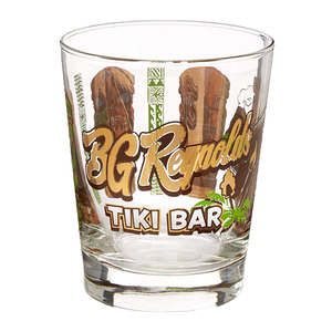 Load image into Gallery viewer, BG Reynolds Tiki Bar Mai Tai Glass