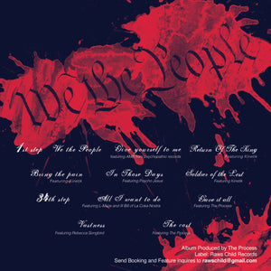 KDAVER - We The People CD