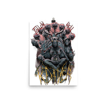 Load image into Gallery viewer, KDAVER - FOLLOW ME TO HELL POSTER
