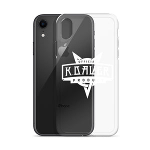 KDAVER iPhone Case