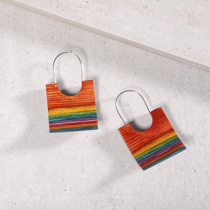 Waves Earrings
