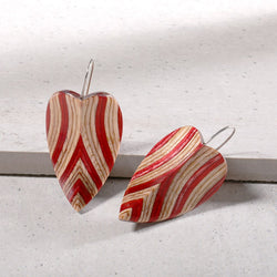 Flames Earrings