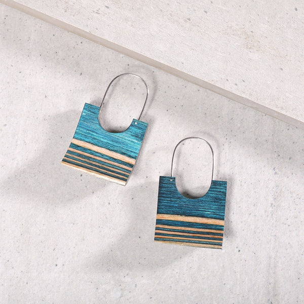 Waves Earring