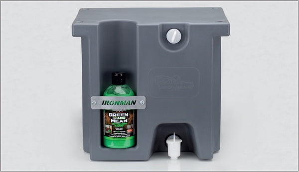 Ironman Poly Water Tank - Under Tray 15ltr