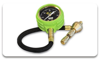 Speedy Tyre Deflator with Gauge