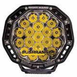 "Bushranger Night Hawk 7"" VLI Series LED Driving Light"