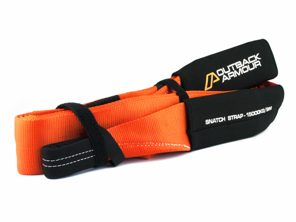 Outback Armour 15T/9M Snatch Strap