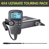 Oricom DTX4200PK Dual Receive Ultimate Touring Pack