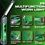 EFS  X5 MULTI FUNCTION LED WORK LIGHT