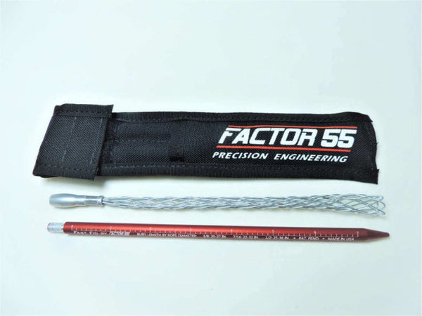Factor55 Fast Fid Assembly - Red